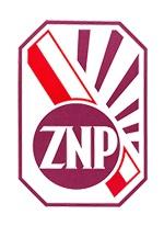 logo ZNP Związek Nauczycielstwa Polskiego