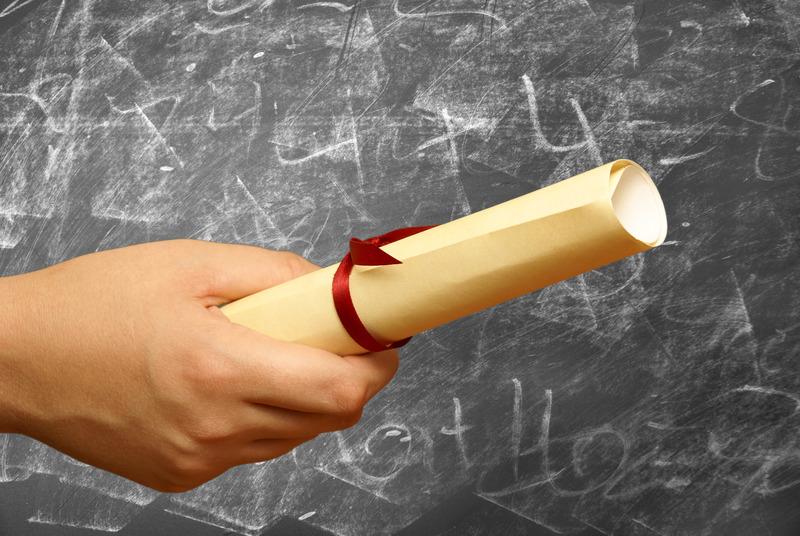 Dyplom dla nauczyciela