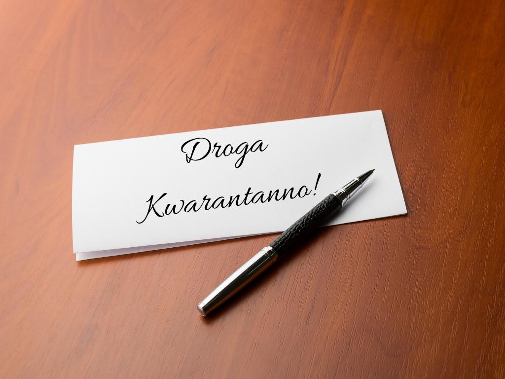 Listy do Kwarantanny