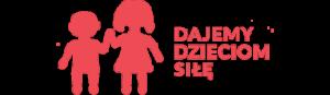 Fundacja Dajemy Dzieciom Siłę logo