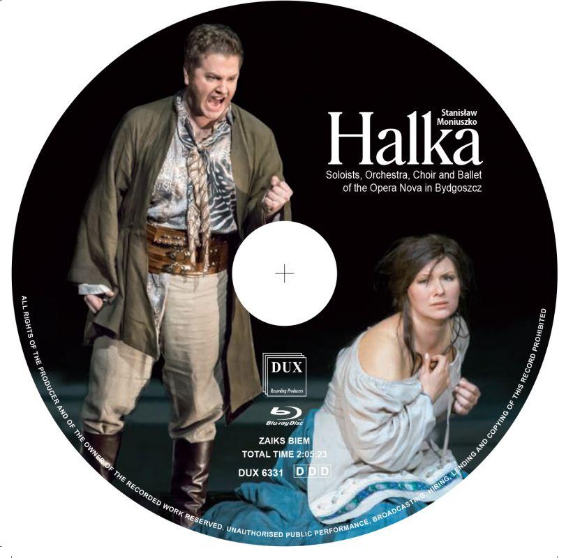 Halka - płyta DVD