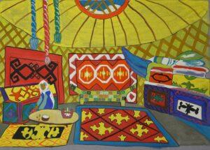 Inkar Nurahmetova lat 15 KAZACHSTAN