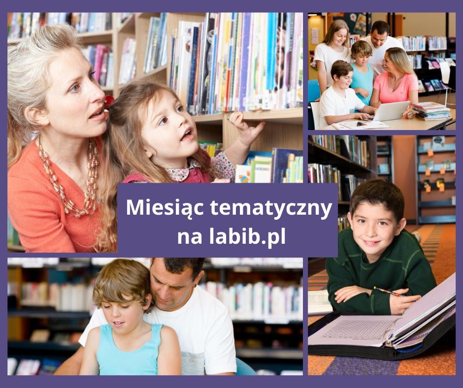 Miesiąc tematyczny na labib.pl
