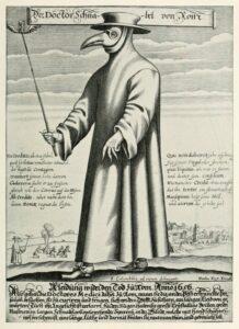 Paul Fürst Der Doctor Schnabel von Rom