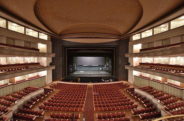 Teatr Wielki w Warszawie - Sala Moniuszki, fot. Adrian Grycuk