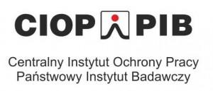 CIOP-PIB logo Centralny Instytut Ochrony Pracy