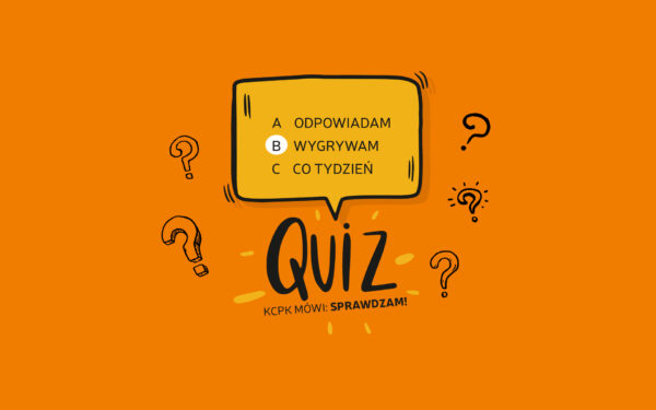 "Quiz ""KPCK mówi: SPRAWDZAM!"""