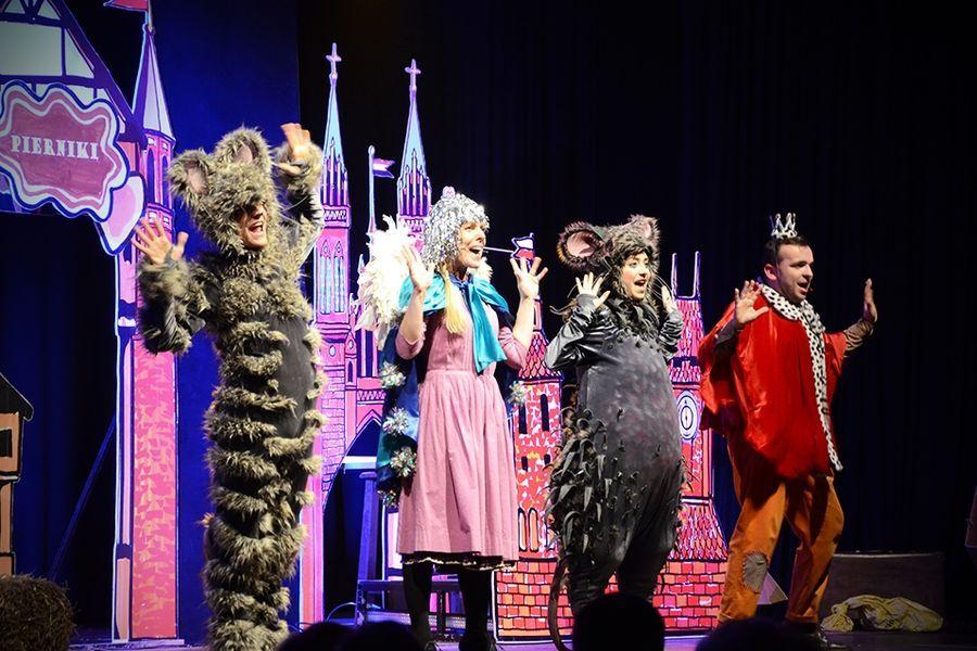 """Spektakl """"Maurycy"""" w Kujawsko-Pomorskiem Impresaryjnym Teatrze Muzycznym, fot. Kinga Aneta Sroczyńska"""