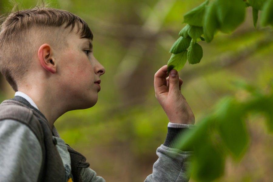 Wycieczka do Krajeńskiego Parku Krajobrazowego, fot. Filip Kowalkowski