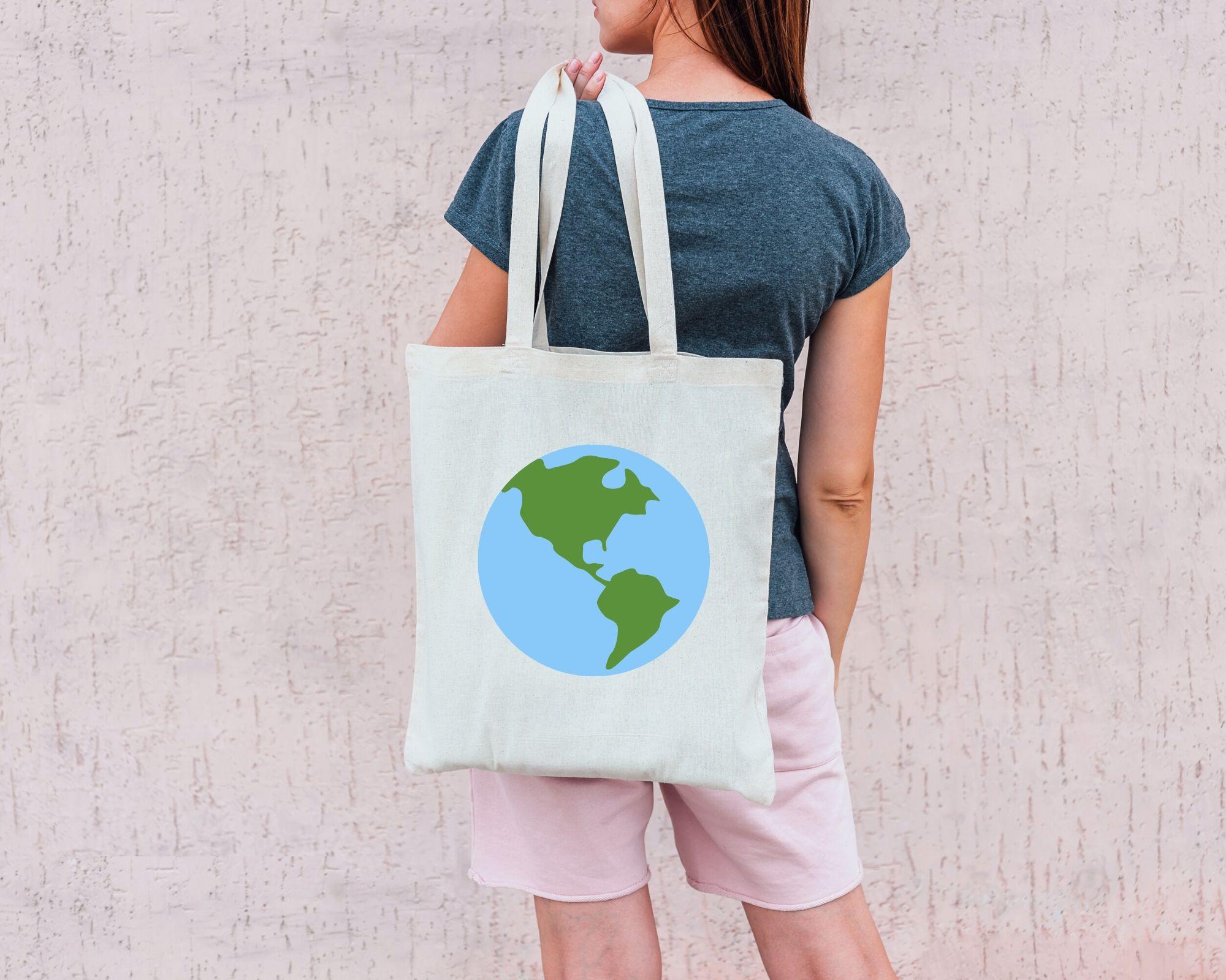 Ekologiczna torba bawełniana