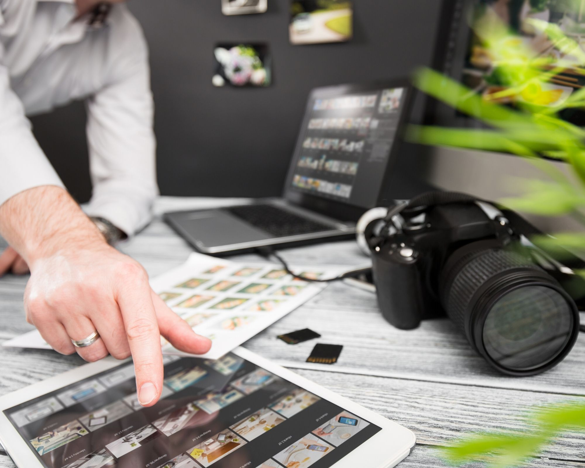 Obróbka zdjęć w programie do edycji