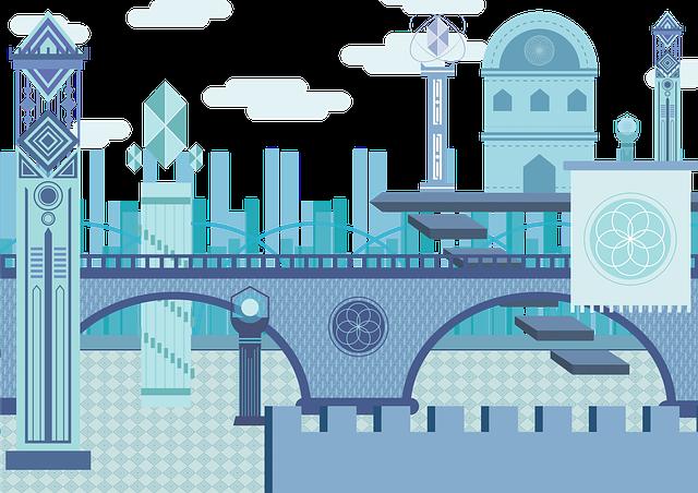 Miasto - grafika