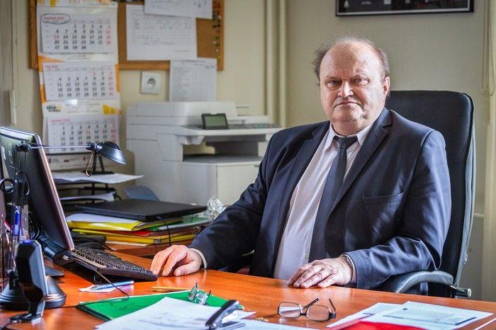 Czesław Ficner. Fot. Szymon Zdziebło/tarantoga.pl dla UMWKP