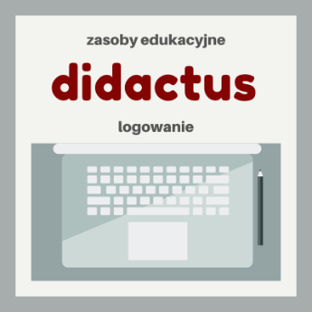 Logowanie do didactusa