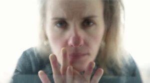 Dorota Chilińska, Głód uwagi, kadr z wideo