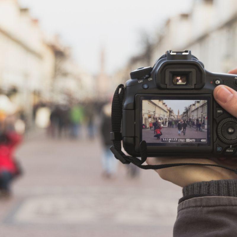Fotografowanie ulicy