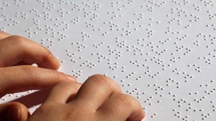 alfabet punktowy Braille'a
