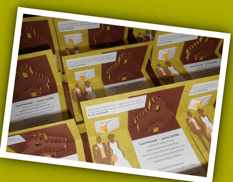 e-Wieczór rękodzieła: Kartki kirigami