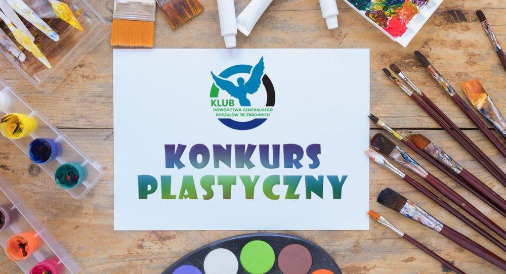 konkurs plastyczny Klub DGRSZ