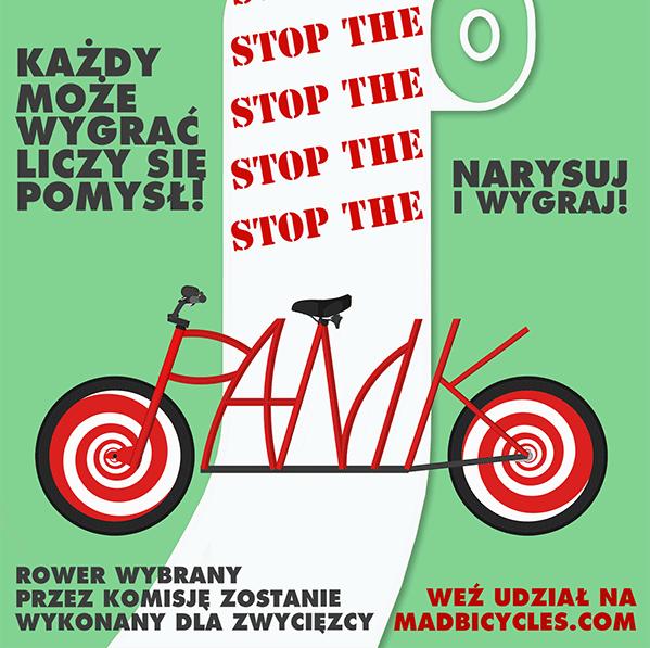 Narysuj swój rower