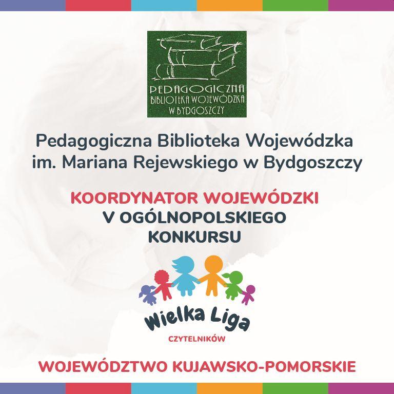 PBW w Bydgoszczy - Koordynator Wojewódzki Wielkiej Ligi Czytelników