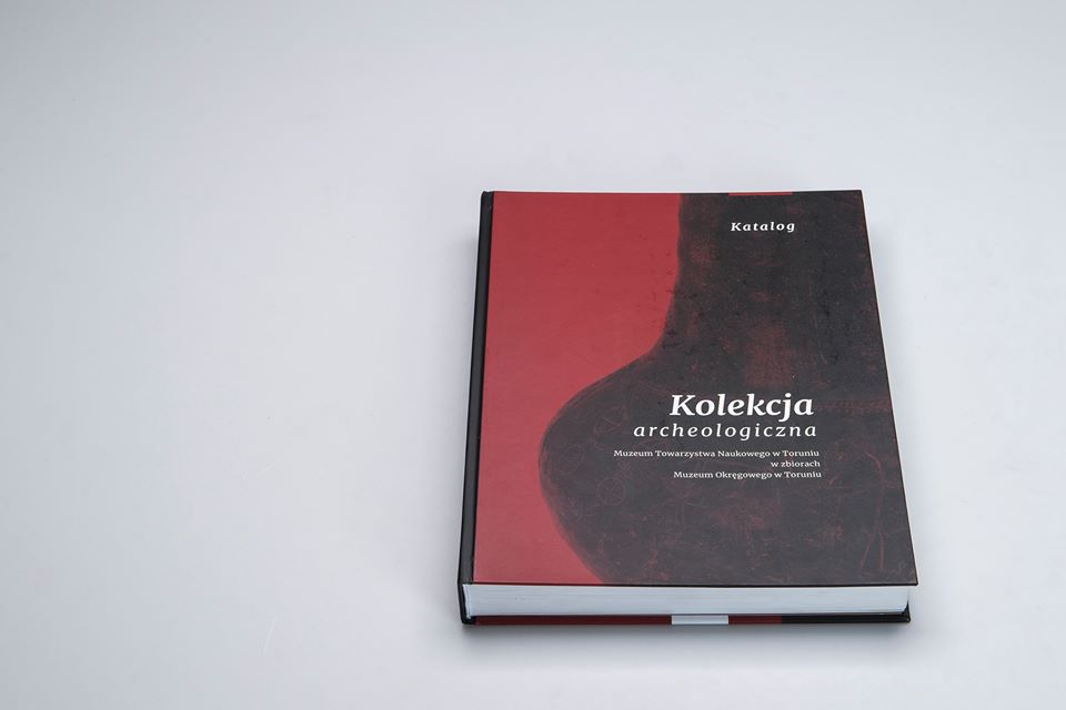 Katalog. Kolekcja archeologiczna - okładka