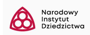 Narodowy Instytut Dziedzictwa NID logo