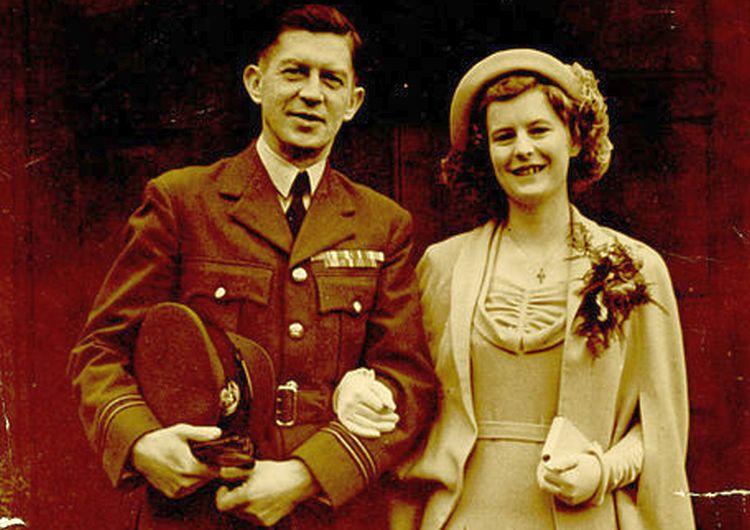 Na zdjęciu Antoni Janusz z żoną Jean Oilier (1949). Źródło: Wikipedia