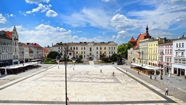 Stary Rynek w Bydgoszczy po remoncie