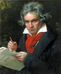 Portret Beethovena