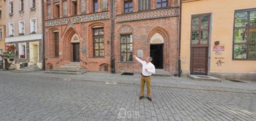 Wirtualny spacer po Domu Kopernika w Toruniu