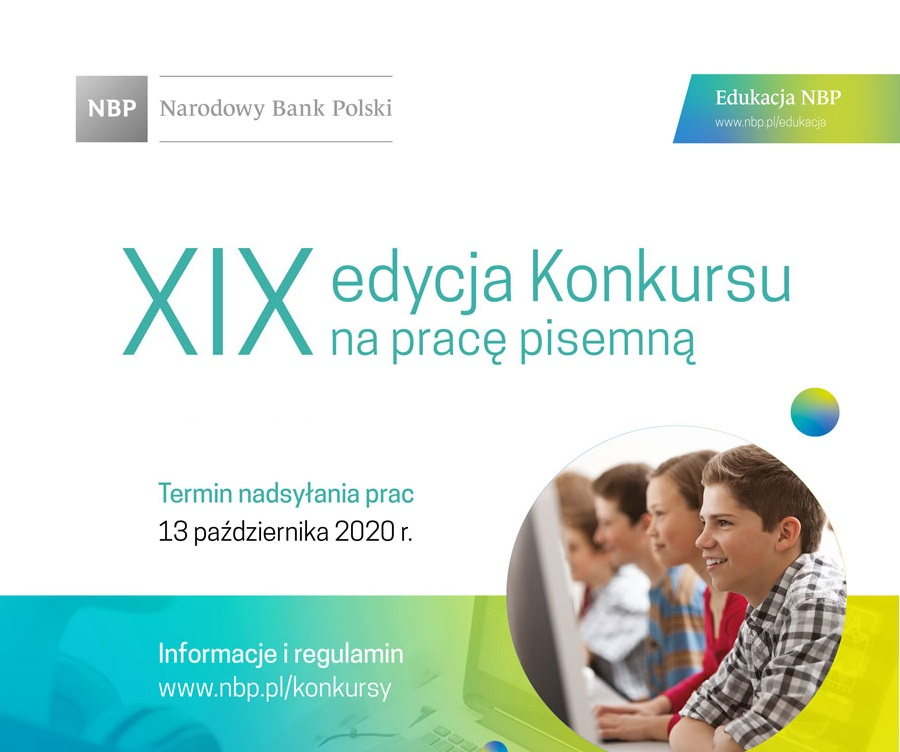 XIX edycja konkursu NBP