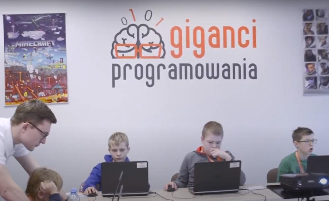warsztaty giganci programowania
