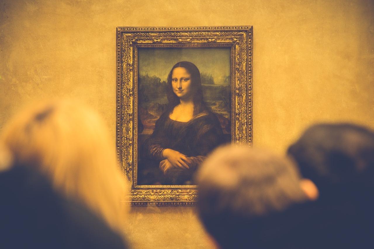 Mona Lisa - obraz w galerii