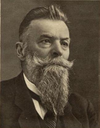 """Otton Steinborn - lekarz i pierwszy prezydent Torunia od 1920 roku. Zdjęcie z """"Światowida"""" 1936 nr 33"""
