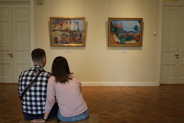 Wizyta w muzeum, fot. Pixabay