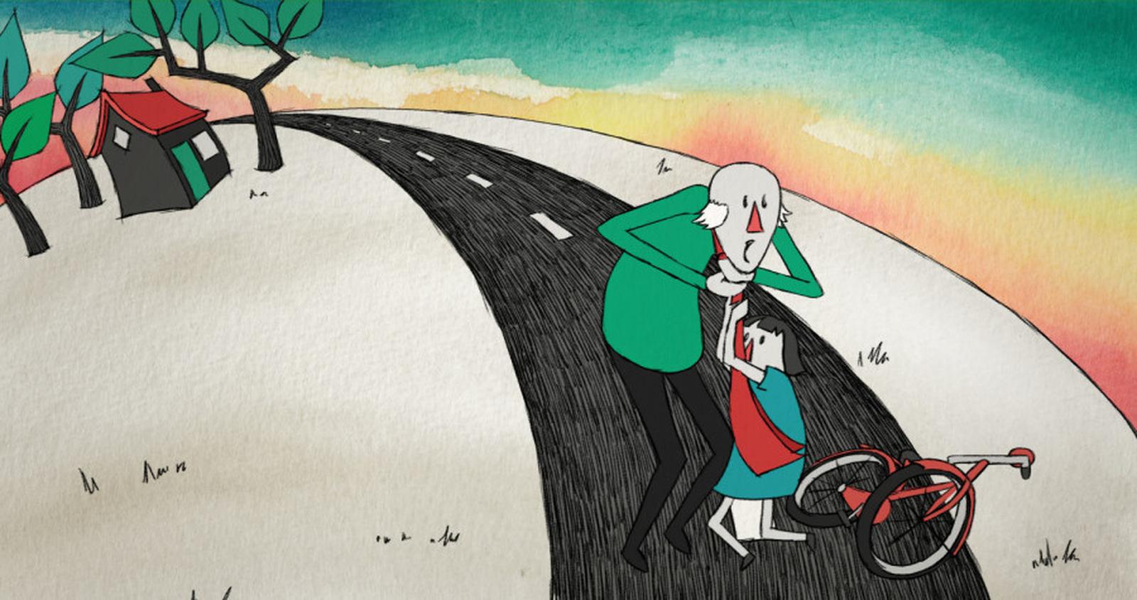 Cycle, Sophie Olga de Jong & Sytske Kok