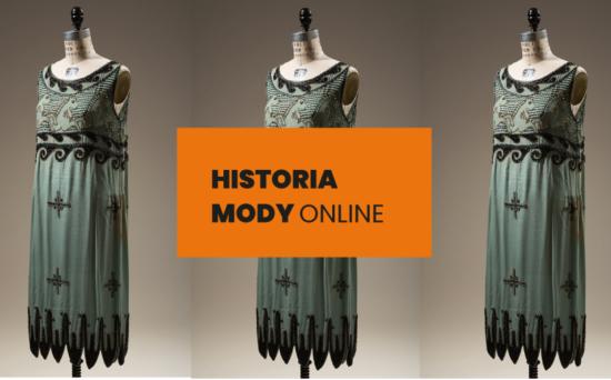 Historia mody online