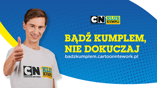 Kamil Stoch zaprasza do Klubu Kumpli!