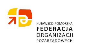 Kujawsko-Pomorska Federacja Organizacji Pozarządowych logo