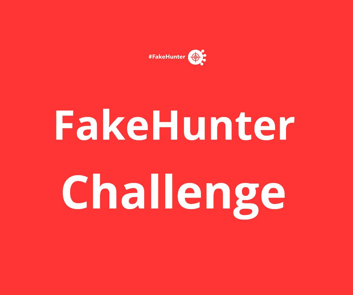 FakeHunter Challenge