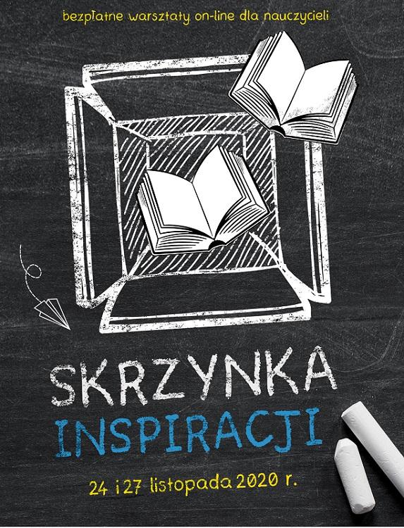 Skrzynka inspiracja warsztaty dla nauczycieli