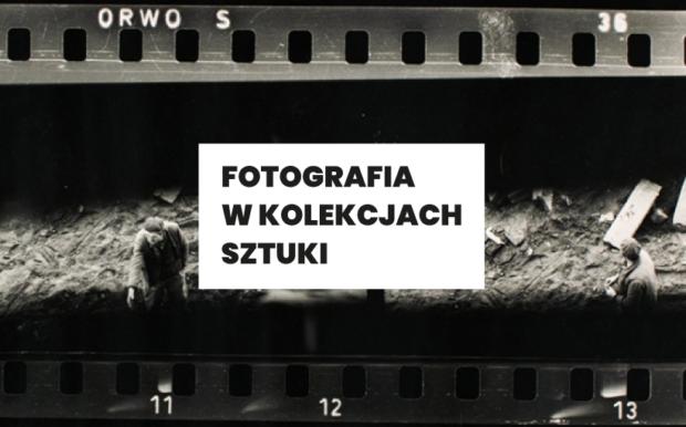 Wykłady w Czytelni: Fotografia w kolekcjach sztuki