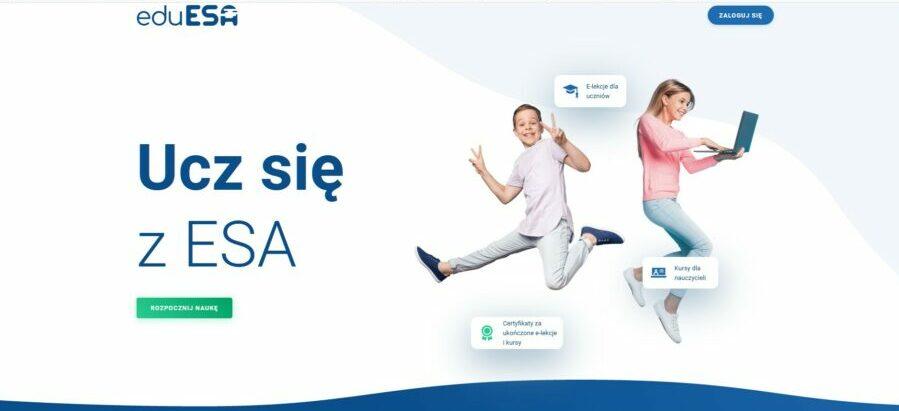 platforma eduESA