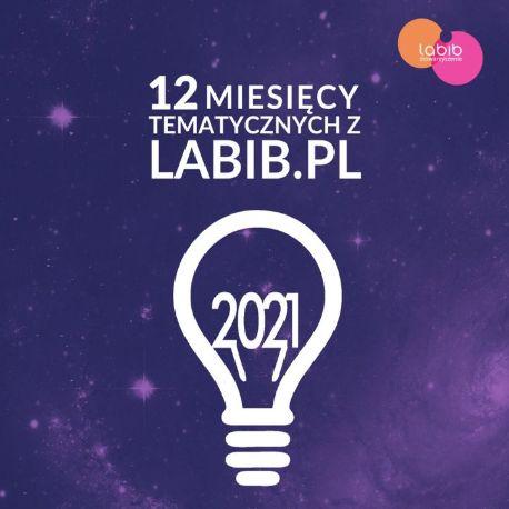 12 miesięcy tematycznych z labib.pl