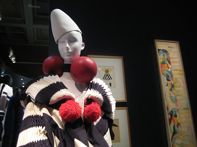 Christian Dior (Moscow exhibition, 2011)