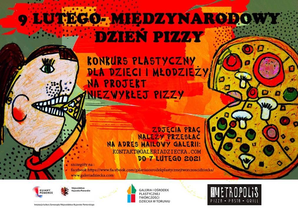 Konkurs z okazji Dnia Pizzy