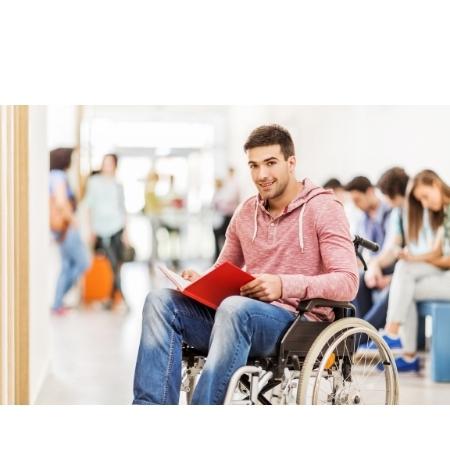 Uczeń z niepełnosprawnością