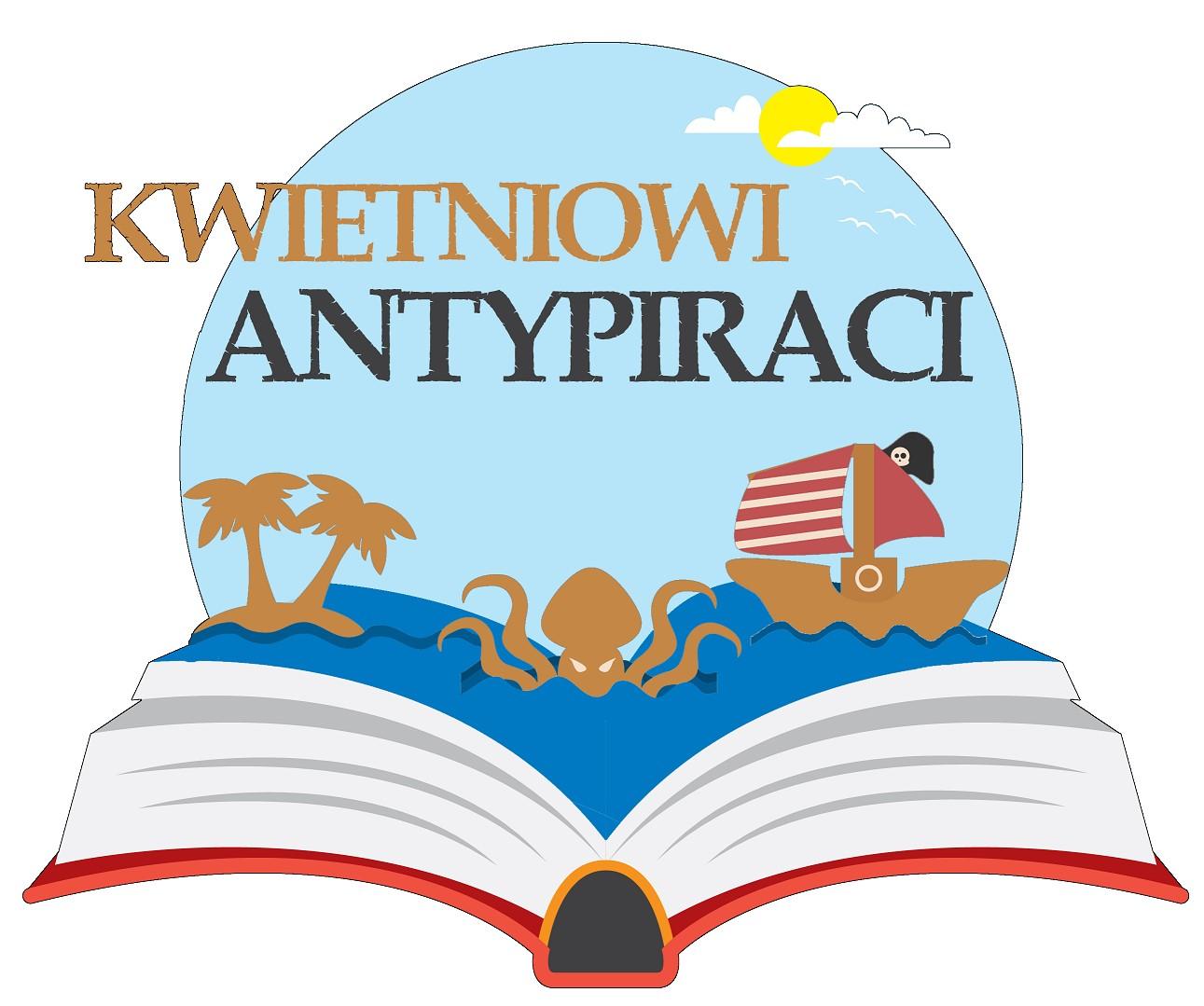 Kwietniowi antypiraci logo