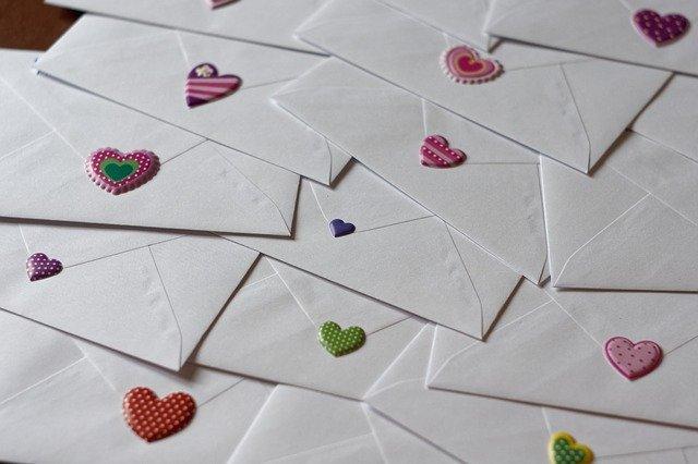 listy miłosne